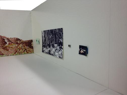 model C. on N wall